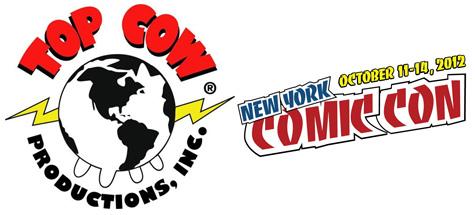 TopCow at NYCC2012