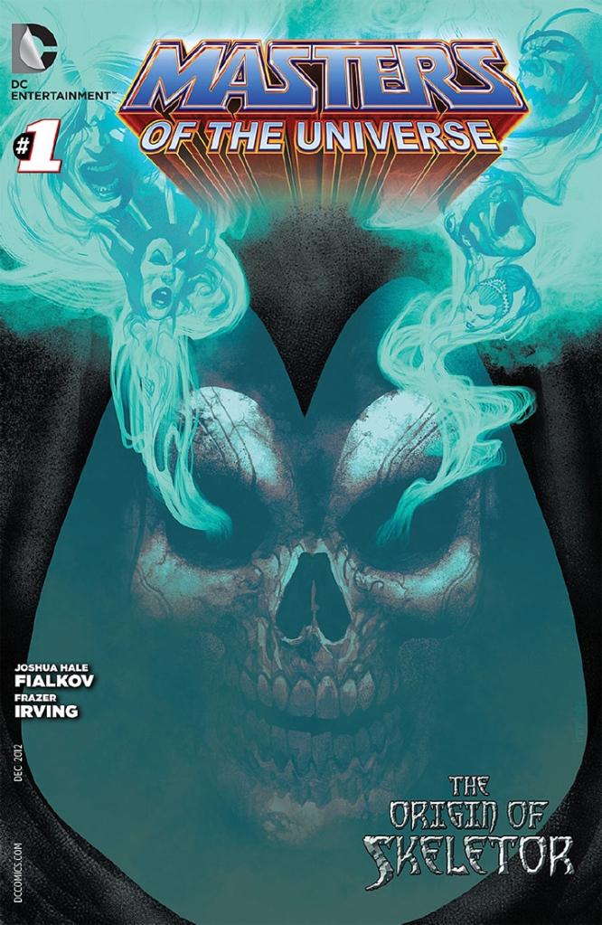 The Origin of Skeletor Cover