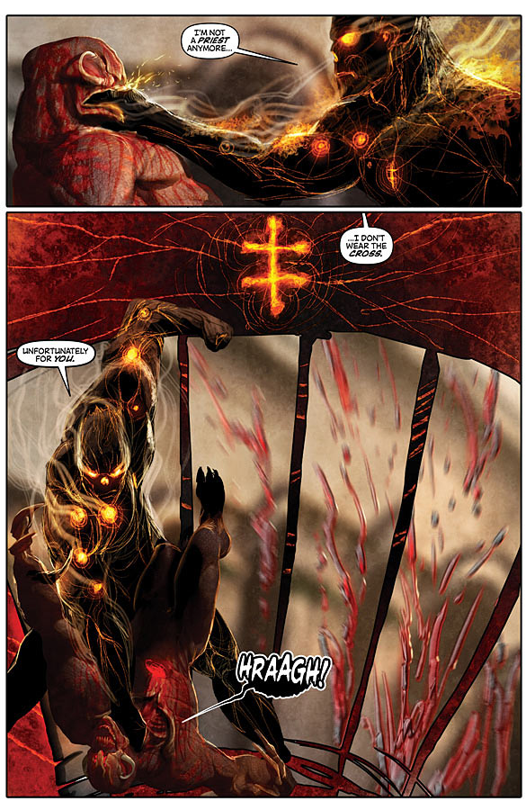 Artifacts #23 Page Sample - Stjepan