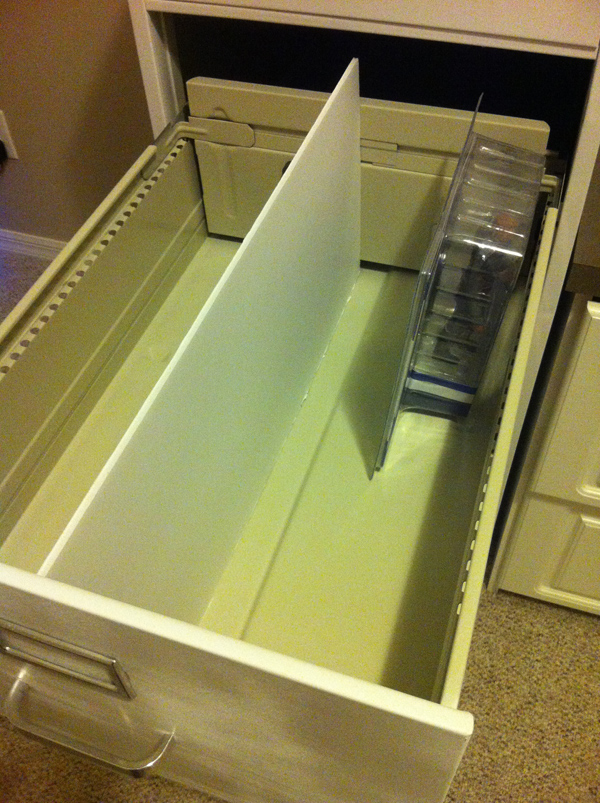 Collecting Comics: Using A Legal File Cabinet For Storage