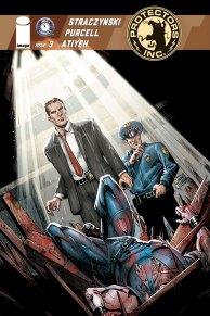 Protectors, Inc 3 Cover