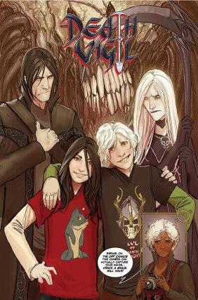 Death Vigil 5 Cover