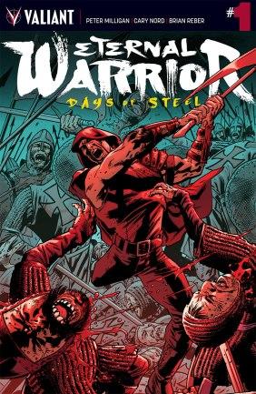 Eternal Warrior - Days of Steel 1 Cover