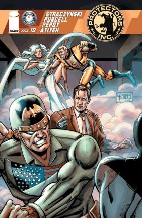 Protectors, Inc 10 Cover