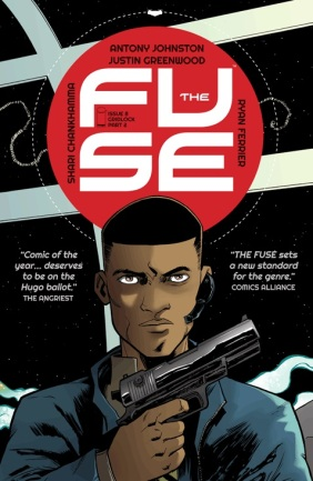 The Fuse 8 Cover