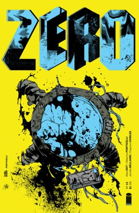 Zero 13 Cover