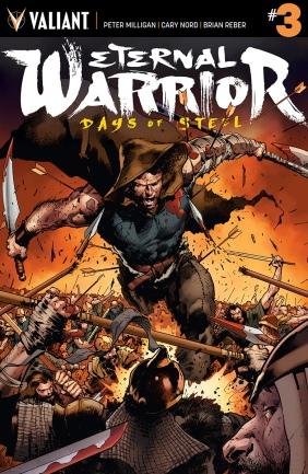 Eternal Warrior - Days of Steel 3 Cover