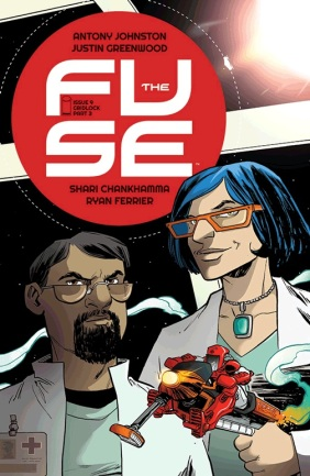 The Fuse 9 Cover