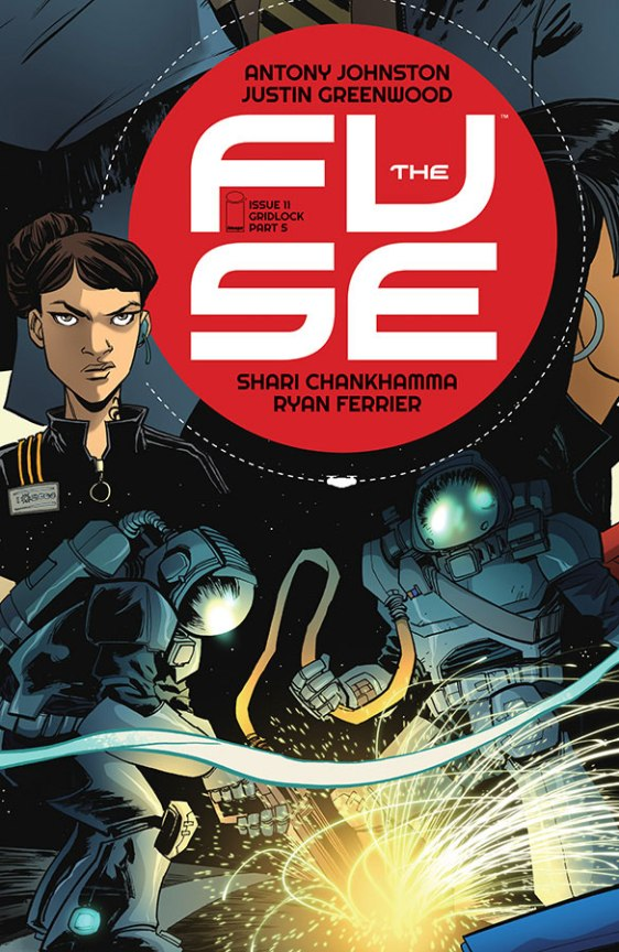 The Fuse 11 Cover