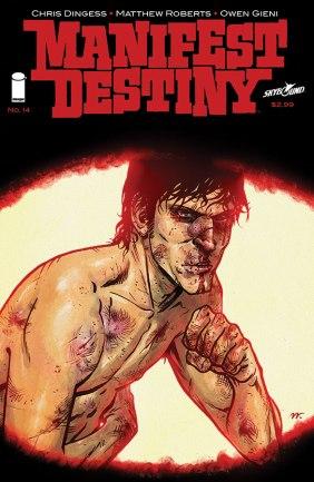 Manifest Destiny 14 Cover