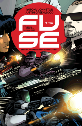 The Fuse 12 Cover