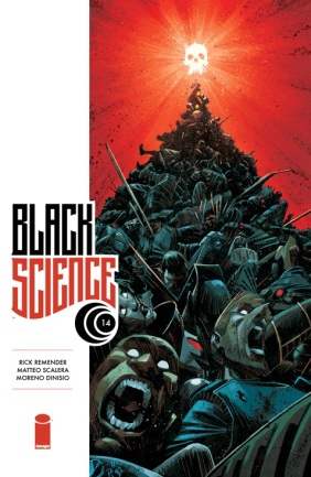 Black Science 14 Cover