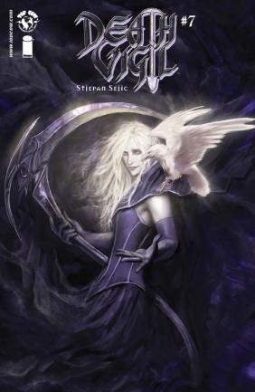 Death Vigil 7 Cover