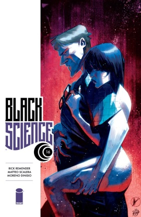 Black Science 16 Cover