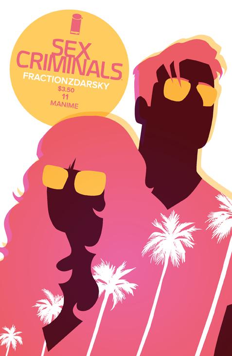 Sex Criminals 11 Cover A