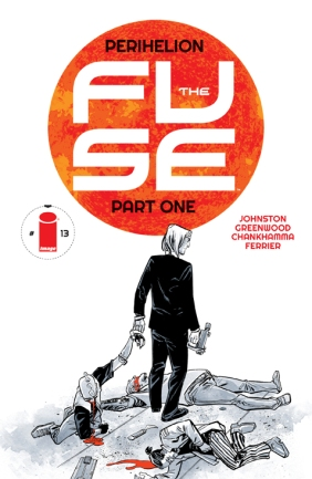 The Fuse 13 Cover