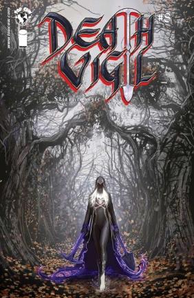 Death Vigil 8 Cover