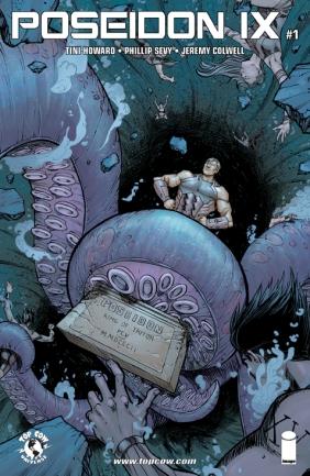Poseidon lX  Cover A
