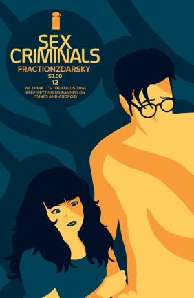 Sex Criminals 12 Cover A