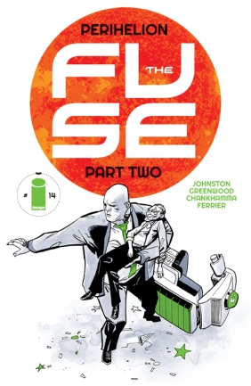 The Fuse 14 Cover