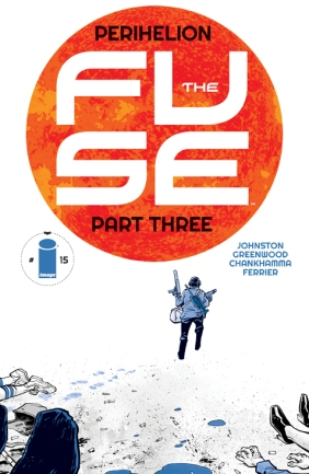 The Fuse 15 Cover